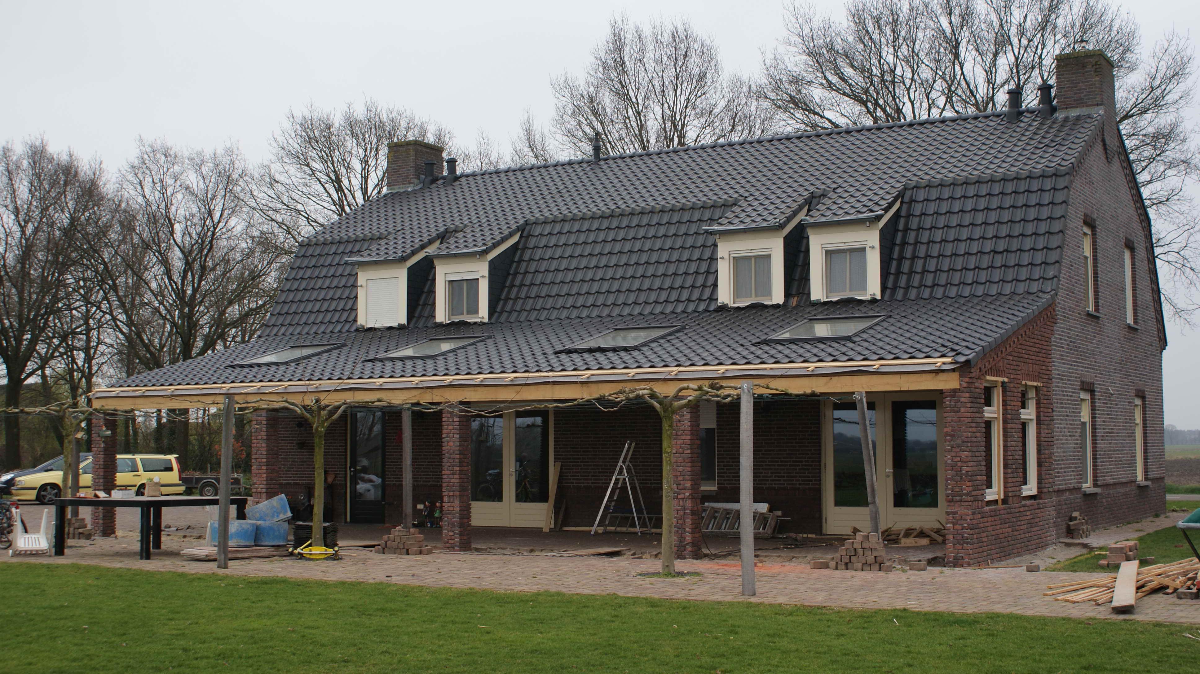 Verandabouw - De mooiste verandas ...