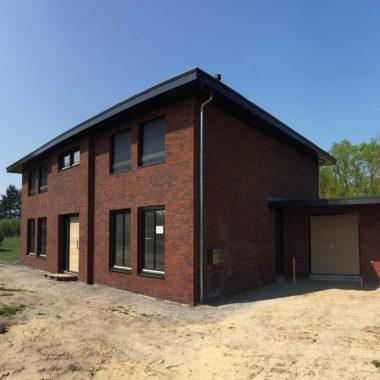 Opgeleverd april 2018: vrijstaande woning te Venray – De Brabander