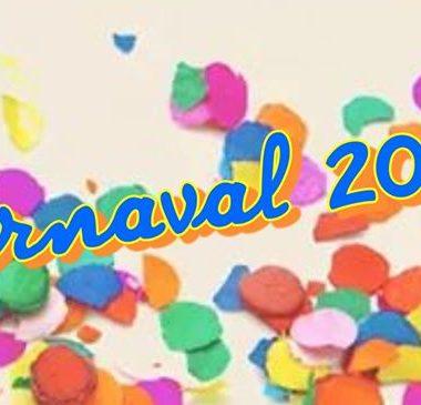 Carnaval 2019: wij zijn gesloten van vrijdag 1 t/m vrijdag 8 maart