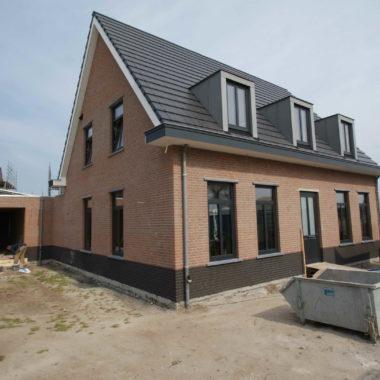 Nieuwbouw vrijstaande woning te Stiphout.